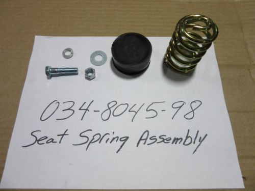 Bad Boy OEM 034-8045-98 Seat Spring Assembly