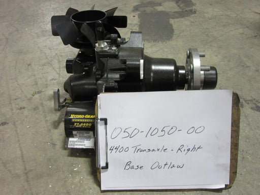 Bad Boy OEM 050-1050-00 Right Transaxle 4400 Outlaw/Rebel