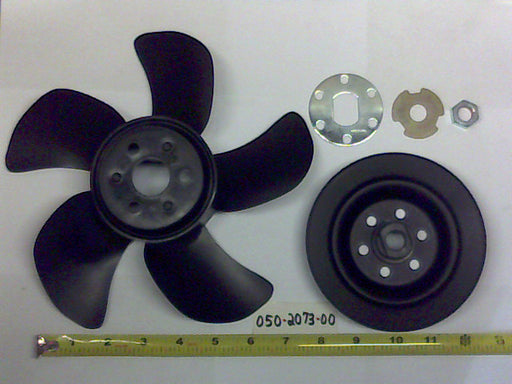 Bad Boy OEM 050-2073-00 Fan/Pulley Kit for Outlaw with ZT-5400 Transaxle