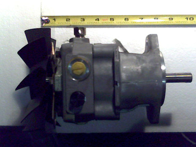 Bad Boy OEM 050-5302-00 Left Hydro Pump, 10cc (Pup/Lightning Models)
