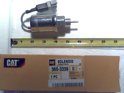 Bad Boy OEM 063-3002-00 Fuel Shut Off Solenoid for Caterpillar