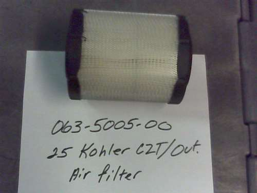 Bad Boy OEM 063-5005-00 25hp Kohler Air Filter