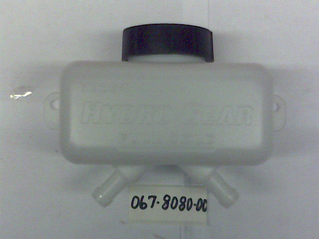 Bad Boy OEM 067-8080-00 ZT Hydraulic Tank and Cap (2012 and earlier)
