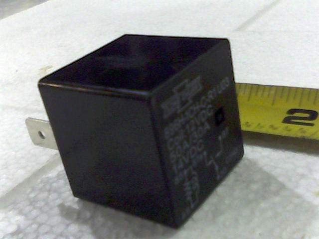 Bad Boy OEM 086-1201-00 12V 5-Terminal Sealed Waterproof Relay Terminal