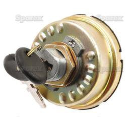 A&I 5118433 IGNITION SWITCH/KEY FOR FIAT, LONG TRACTORS