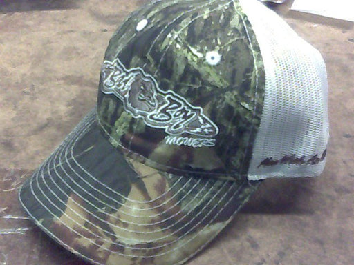 Bad Boy Mowers Camo Mesh Hat