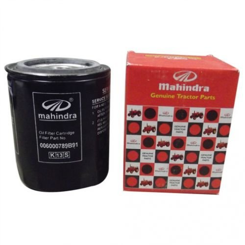 Mahindra OEM 006000789B91 ENGINE Oil Filter (Spin On)