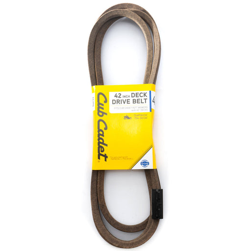 "Cub Cadet OEM 490-501-C081 Mower 42"" Deck Belt"