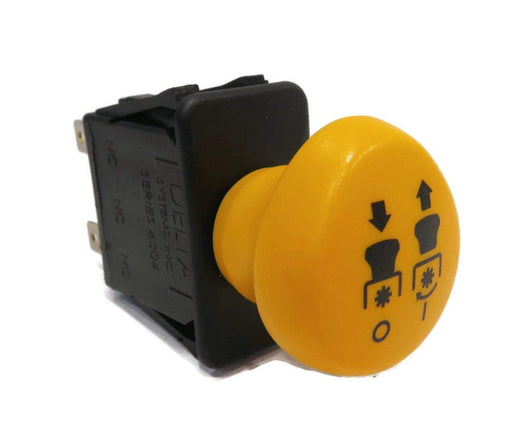 CUB CADET MTD 925-3233A PTO SWITCH - YELLOW