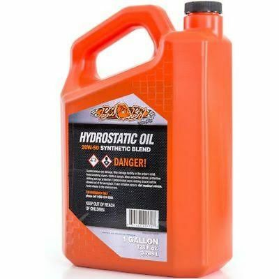 Bad Boy OEM 085-6000-00 Hydrostatic Oil 20W50 Synthetic Blend (1 Gallon)