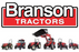 Branson Tractors TTC5070000A9 IGNITION KEY