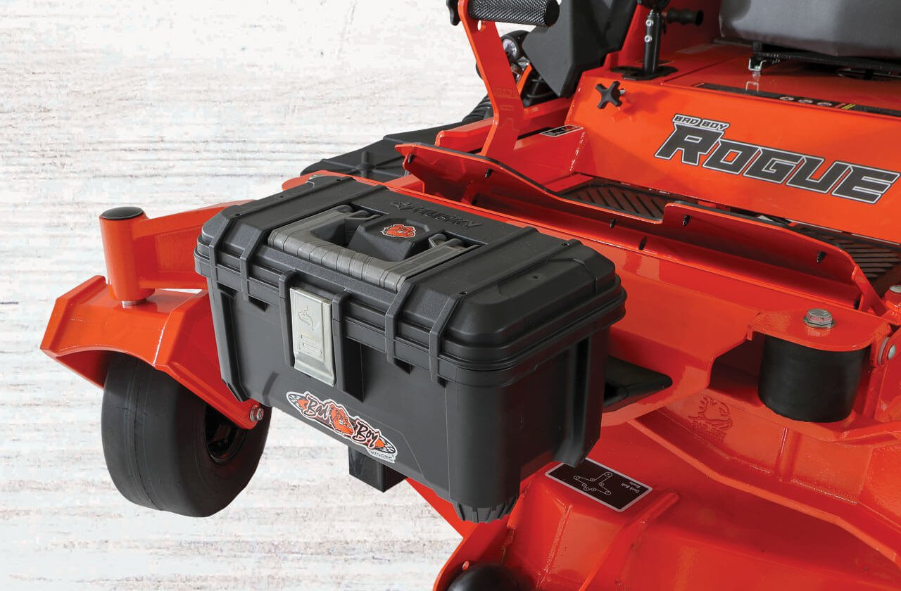 Bad Boy OEM 088-4025-00 Front Mount Toolbox by Husky