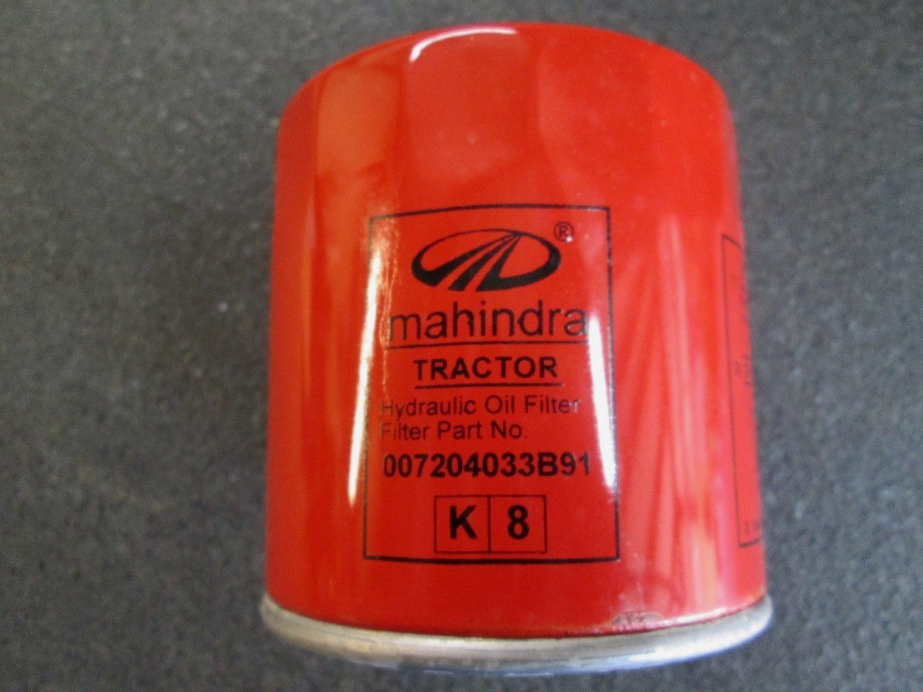 Mahindra 007204033B91 OIL FILTER (CPTE FOR SERVICE KIT)