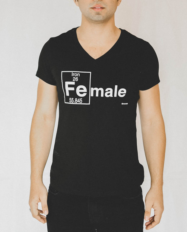 ironmale shirt: male sizes