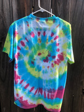 TIE DYE UPLIMITED LOGO TEE (ALMOST SOLD OUT)