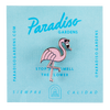 Smoking Flamingo Pin