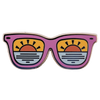 Sunset Glasses Pin