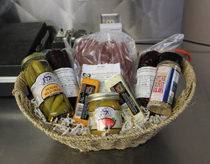 Gift Basket - B&B Quality Meats