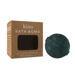 100mg CBD Bath Bomb (Activated Charcoal)