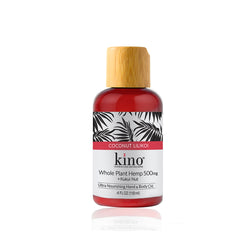 500mg CBD Kukui Nut (Coconut & Lilikoi) – Face, Hair & Body Oil