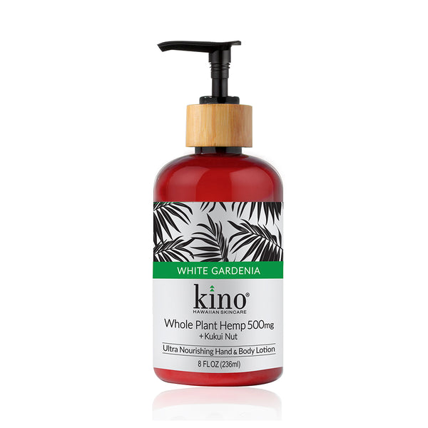 500mg Kukui Nut (White Gardenia) CBD Body Lotion