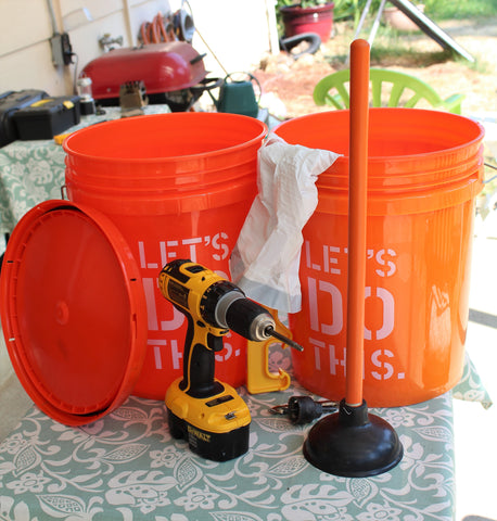 Bucket Washer Supplies