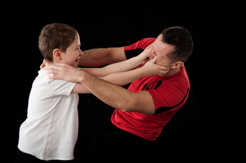 Self-Defense, Kids