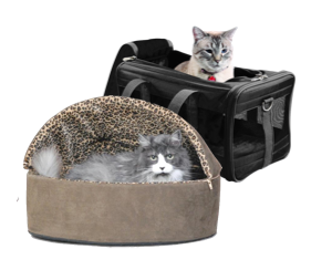 Cat Beds & Carriers