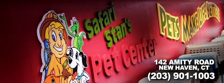 Safari Stans Pet Center Store