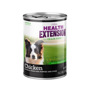Health Extension Grain Free 95% Chicken Canned Dog Food
