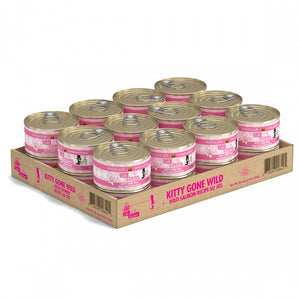 Weruva Cats in the Kitchen Kitty Gone Wild Canned Cat Food