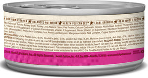 Merrick Limited Ingredient Diet Grain Free Real Turkey Pate Canned Cat Food