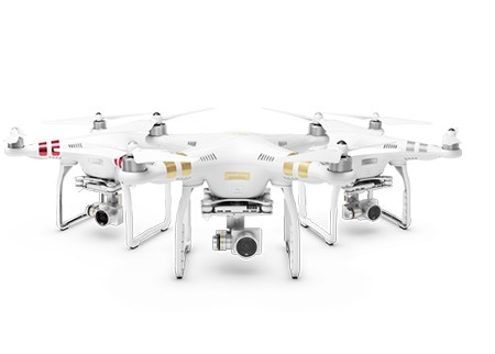 DJI Phantom 3 Series Drone Diagnostics Support