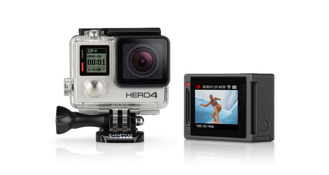 HERO4 Silver  Diagnostics & Support