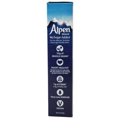 Alpen No Sugar Added Cereal-14 oz.