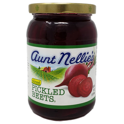 Aunt Nellie's Sliced Pickled Beets - 16oz - Healthy Heart Market