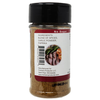 Fortner's Famous Salt-Free #75 Seasoning - 1.2oz.