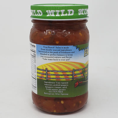 Frog Ranch Mild Salsa-16 oz. - Healthy Heart Market