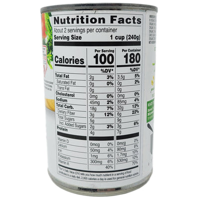 Health Valley Minestrone No Salt Added Soup-15 oz. - Healthy Heart Market
