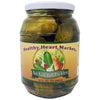 Healthy Heart Market No Salt Dill Pickles - 32 oz. - Healthy Heart Market