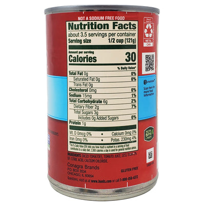 Hunt's No Salt Added Diced Tomatoes - 14.5 oz. - Healthy Heart Market