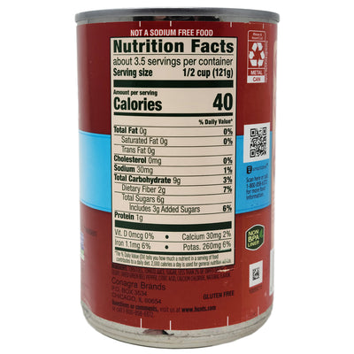 Hunt's No Salt Added Stewed Tomatoes - 14.5oz.