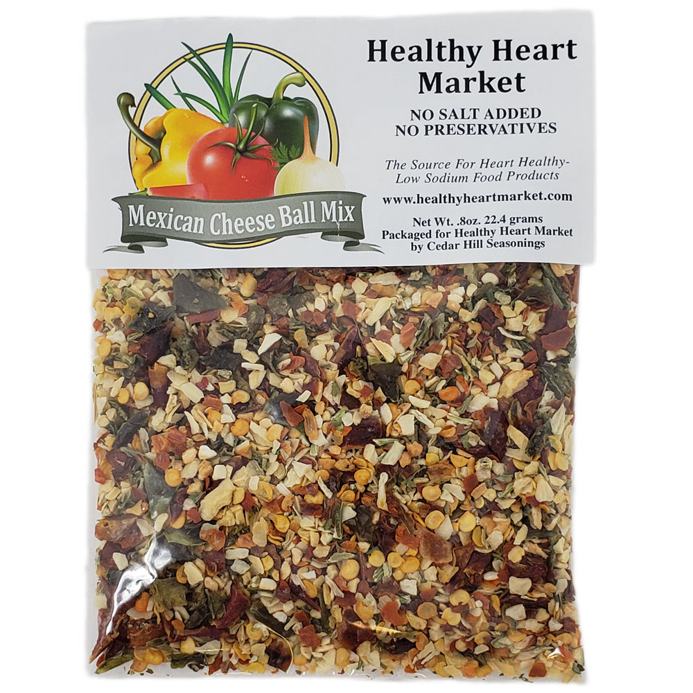 Healthy Heart Market Mexican Cheese Ball Mix-0 8 oz