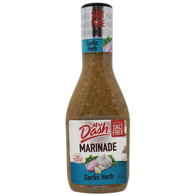 Mrs. Dash Garlic Herb 10 Minute Marinade-12 oz. - Healthy Heart Market