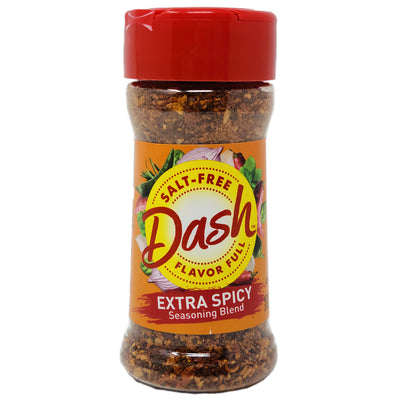 Mrs. Dash Extra Spicy Salt Free Seasoning Blend-2.5 oz.