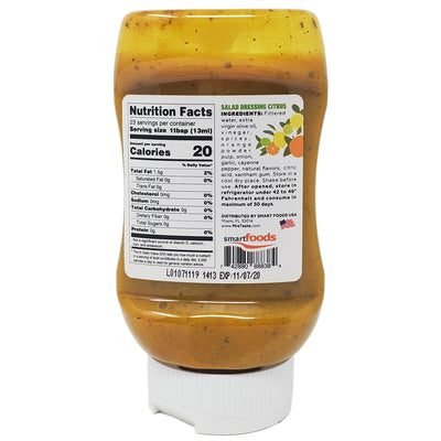 Mrs. Taste Zero Sodium Citrus Salad Dressing - 10oz. - Healthy Heart Market