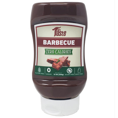 Mrs. Taste Zero Sodium Barbecue Sauce - 12oz. - Healthy Heart Market