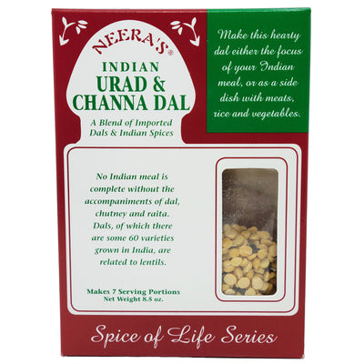 Neera's Indian Urad and Channa Dal-8.5 oz. - Healthy Heart Market