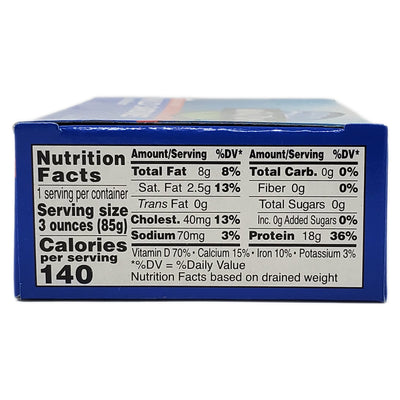 Wild Planet No Salt Added Wild Sardines in Water - 4.4oz. - Healthy Heart Market