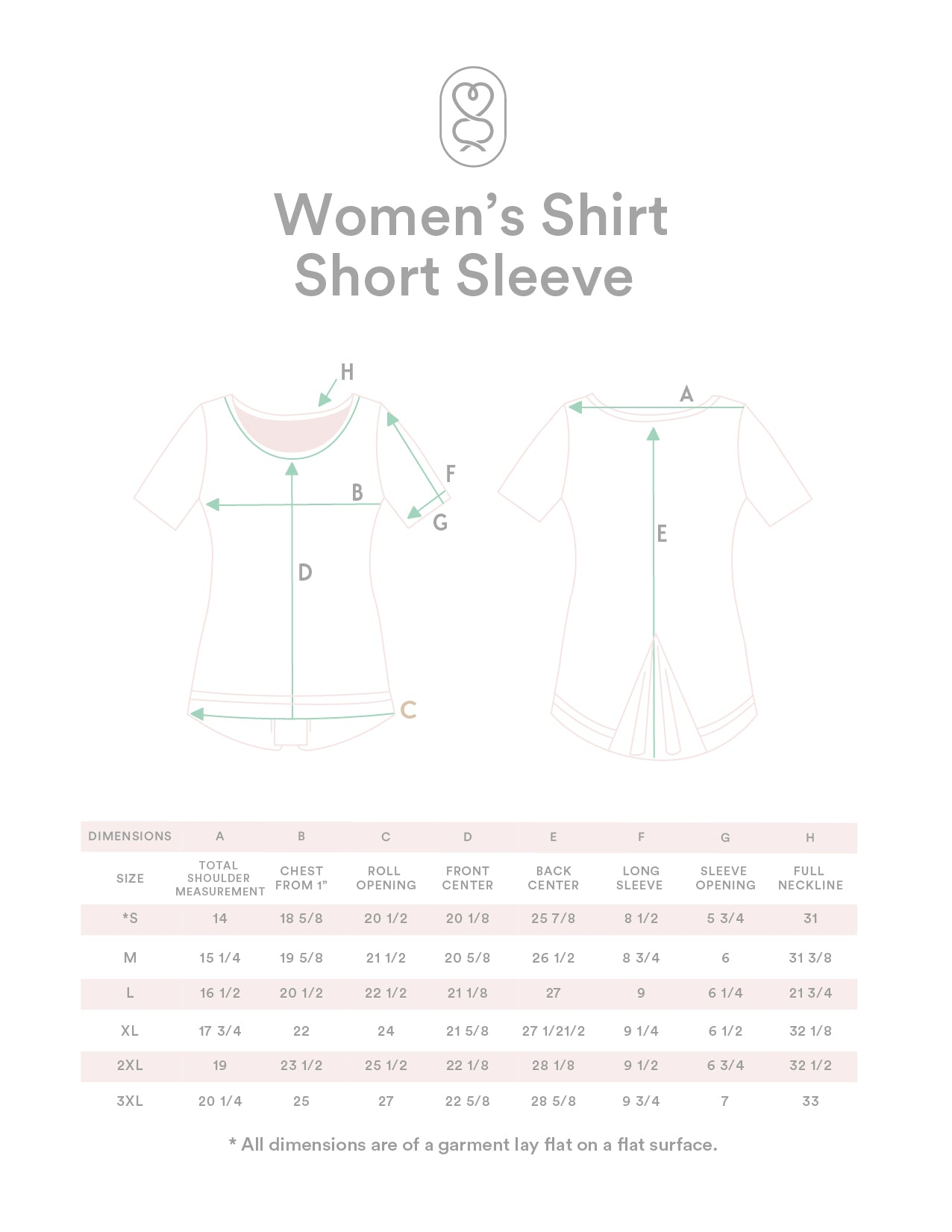 Women's Short Sleeve